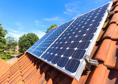 Project 8 zonnepanelen